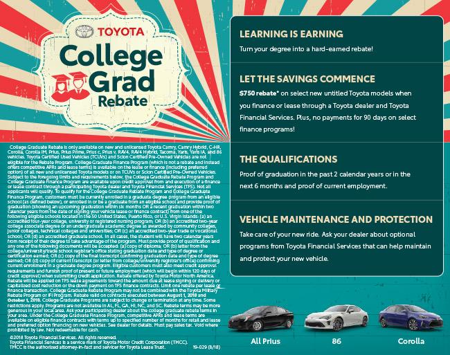 Take The Test Youu0027ll Enjoy: A Toyota Test Drive